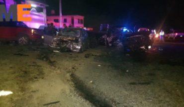Tres personas muertas y cinco heridas deja trágico accidente en Tingüindín, Michoacán