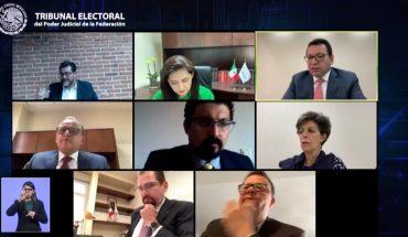 Tribunal niega registro a México Libre de Calderón y Zavala