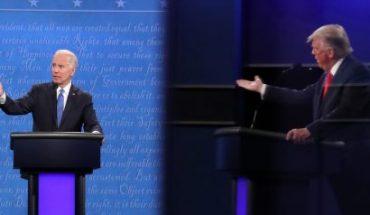 Trump defiende política migratoria; Biden reprocha actuar ante COVID
