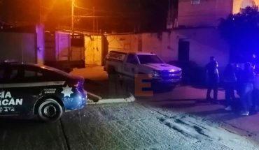 Un hombre fue privado de la vida en su casa de Uruapan, Michoacán