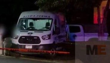 Un muerto y 2 heridos en atentado a balazos en centro nocturno de Morelia