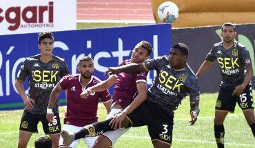 Unión Española venció a domicilio a La Serena y le pone presión a la UC