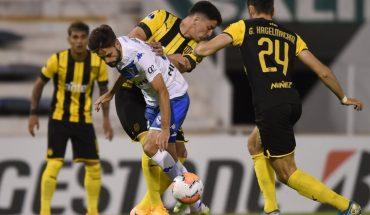 Vélez igualó 0 a 0 Peñarol en su regreso a la Sudamericana