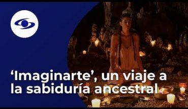 'Imaginarte', la gran transformación personal de Manuela Mejía - Caracol TV