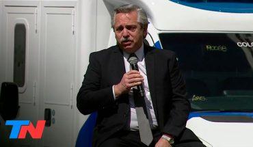 Alberto Fernández anunció que van a blanquear los ingresos no remunerativos de la Policía