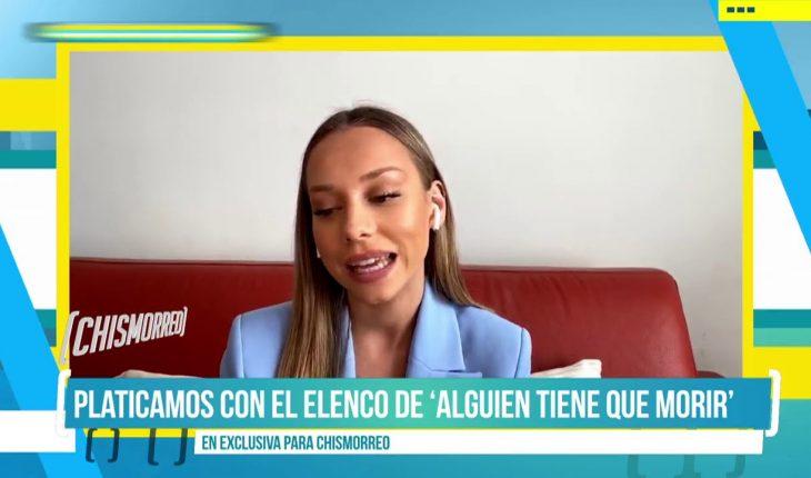 Así se enamoraron Ester Expósito y Alejandro Speitzer| El Chismorreo