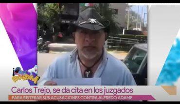 Carlos Trejo quiere a Alfredo Adame en la cárcel | Vivalavi