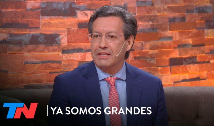 """Ceferino Reato, sobre el Proyecto Artigas: """"No sabían agarrar una pala"""""""
