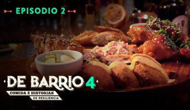 De Barrio 4° temporada | Cap. 2