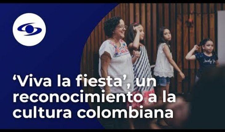 El Coro del Colegio de Música de Medellín celebra su nominación al Latin Grammy - Caracol TV