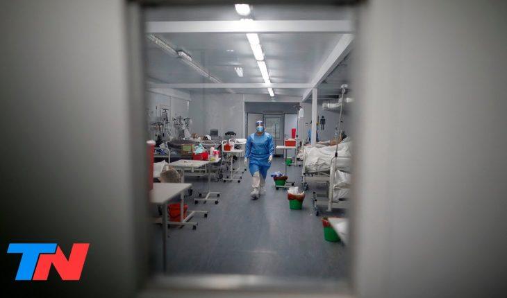 En otro día récord de casos, la Argentina superó las 25 mil muertes por coronavirus
