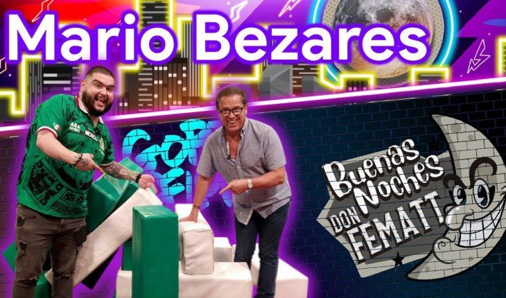 Ep.- 39 Buenas Noches Don Fematt Feat: Mario Bezares