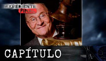 Expediente Final: La enfermedad respiratoria que le causó la muerte de Enrique Colavizza -Caracol TV