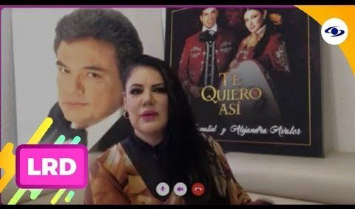 La Red:La pesadilla que vive Alejandra Ávalos por problemas con familia de José José  -Caracol TV