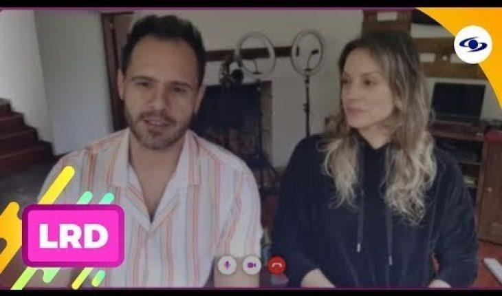 La Red: Laura y Juan de nuevo separados tras ser positivo para COVID-19-Caracol Televisión