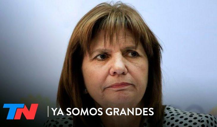 """Patricia Bullrich: """"Grabois es el estancamiento de la gente en la pobreza"""""""