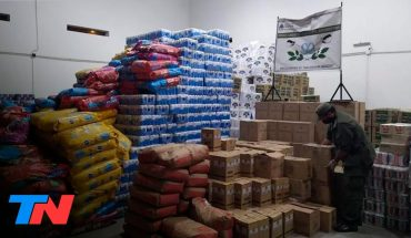 Salta: traficaban mercadería a Bolivia en el fondo de sus casas