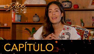Se Dice de Mí: Michelle Manterola abre su corazón para contar su historia de vida