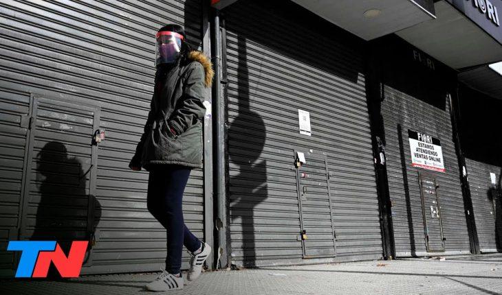 Según el Indec, entre abril y junio se perdieron 3.757.000 puestos de trabajo