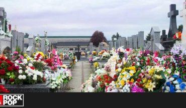 cementerios cerrados el 31 de octubre y 1 de noviembre por Covid-19