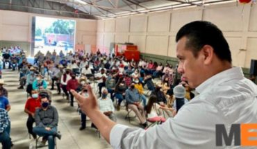 4Q to end inequality in Michoacan countryside: Torres Piña