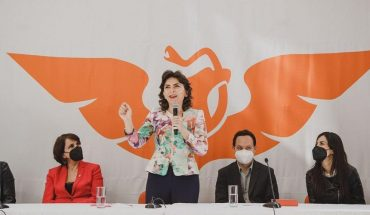 A year after leaving the PRI, Ivonne Ortega will add militancy for MC