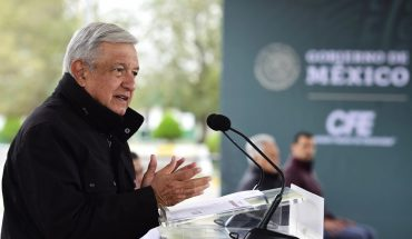 AMLO in defending your government's energy policy