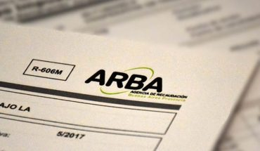 ARBA reported recovery from Bonaerian government revenue