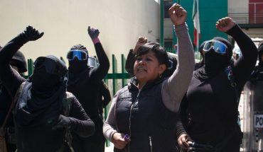 Aggressor of daughter of Erika Martínez, feminist spokes vocera