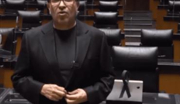 Attack on senator killed by Covid-19 shows ruin: Monreal