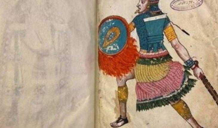 Beatriz Gutierrez Muller exhibits Mexican codices in France