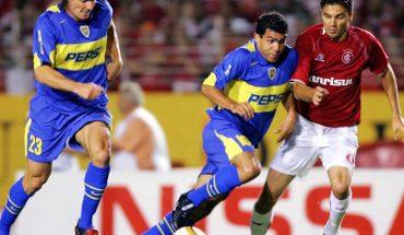 Boca vs Inter: no history in Liberators, but three crosses over South America