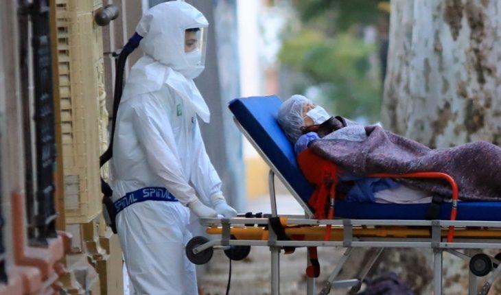 Coronavirus: Argentina surpassed million-case barrier