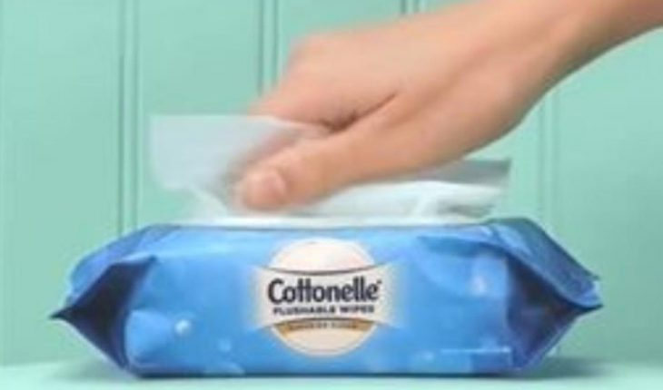 Cottonelle wipes are removed from Costco in the United States