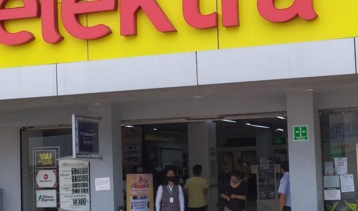 Court orders Elektra to pay 2 thousand mdp SAT per tax debit