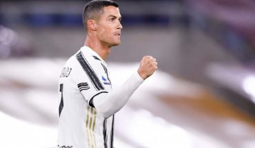 Cristiano Ronaldo was accused of violating the anti-covid protocol in Italy