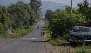 "Edil de Morelia begins rehabilitation on the way ""la Maiza"" in Tiripetío"