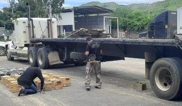 El Salvador seizes 1200 kg of cocaine in two operatives