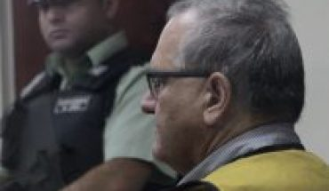 Eleven years in prison for John Cobin, American who shot protesters in Chile