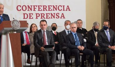 Entrepreneurs and AMLO announce investment of 297 thousand mdp to revive economy