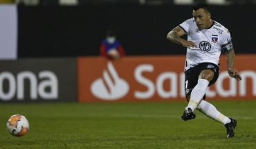 """Esteban Paredes: """"I never imagined we were going to be eliminated"""""""