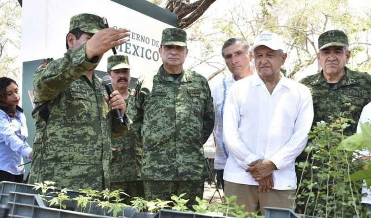 Everyone involved with the Cienfuegos case will be suspended: AMLO