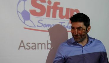 """From the Sifup they criticized Colo's decision by Zaldivia: """"It is illegal and reprehensible"""""""