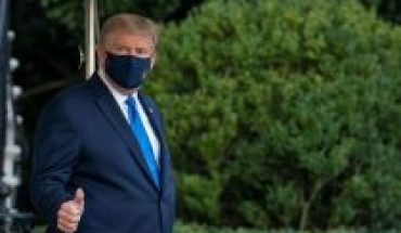 """From the White House to the hospital: Trump was hospitalized for """"caution"""" after coronavirus contagion"""