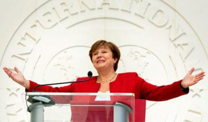 """Georgieva: """"We don't come to Argentina with the idea of seeing what can be adjusted"""""""