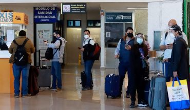 Government recommends not traveling abroad at risk of COVID