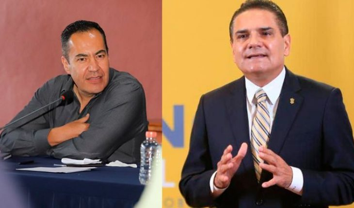 Governor and secretary of Michoacán spend more than 1.5 mdp on Facebook in two months