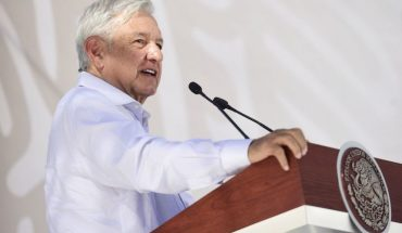 It's an excess, AMLO says in front of commentary on burning bruisers
