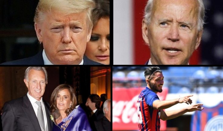 """Kicillof called for """"no marketing"""" with a return to school; canceled the US presidential debate; a well-known businessman killed his wife and was sucide and much more..."""