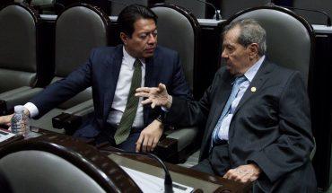 Mario Delgado is elected as the next national leader of Morena